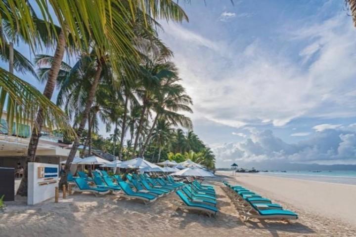 和南普萊姆海灘渡假村 長灘島