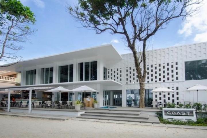 海岸酒店 長灘島