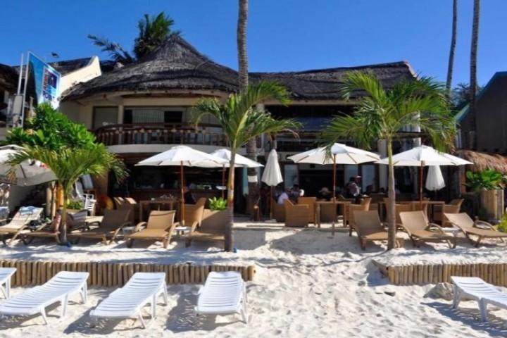 長灘島海灘俱樂部酒店 長灘島