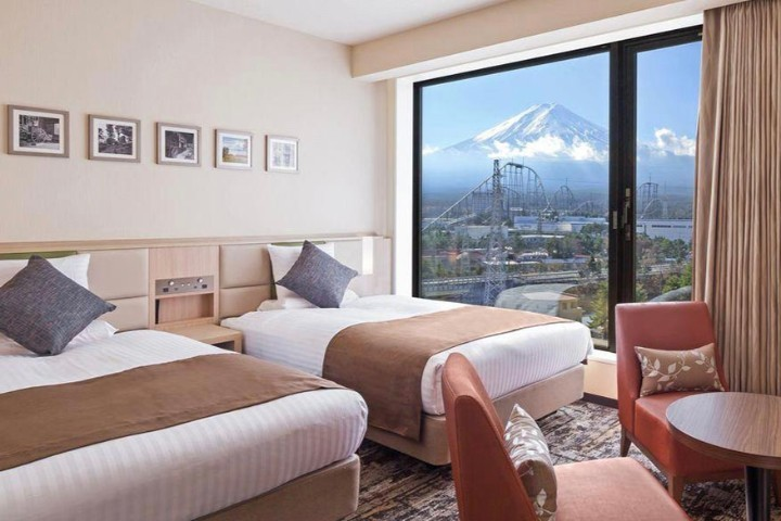 富士山河口湖住宿