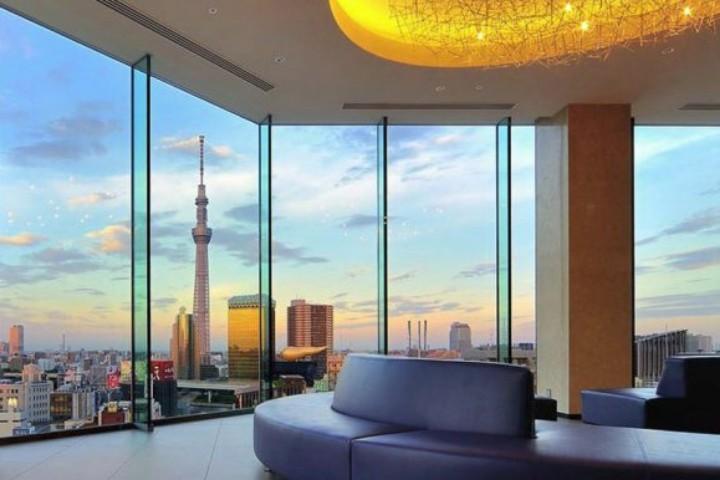晴空塔 東京