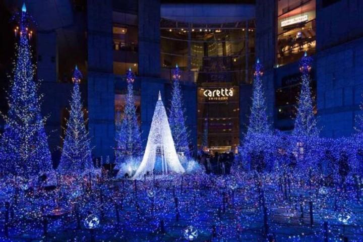 聖誕點燈 東京