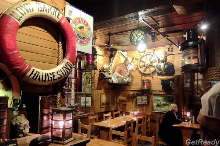 Drunken Admiral 海軍上將餐廳