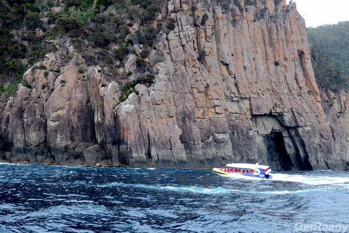 塔斯曼島遊船 Tasman Island Cruises