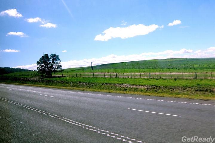 Hobart to Launceston交通.塔斯曼尼亞