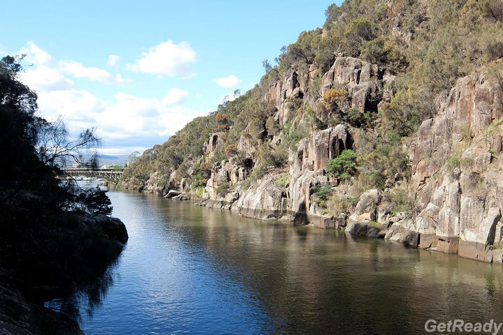 Cataract Gorge Reserve 點去