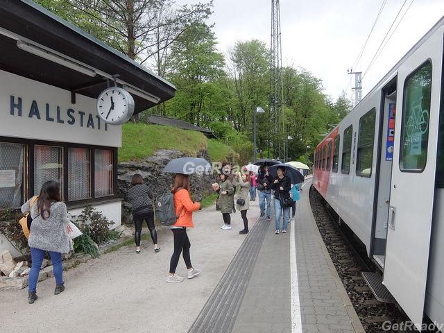 薩爾斯堡到Hallstatt 哈修塔特