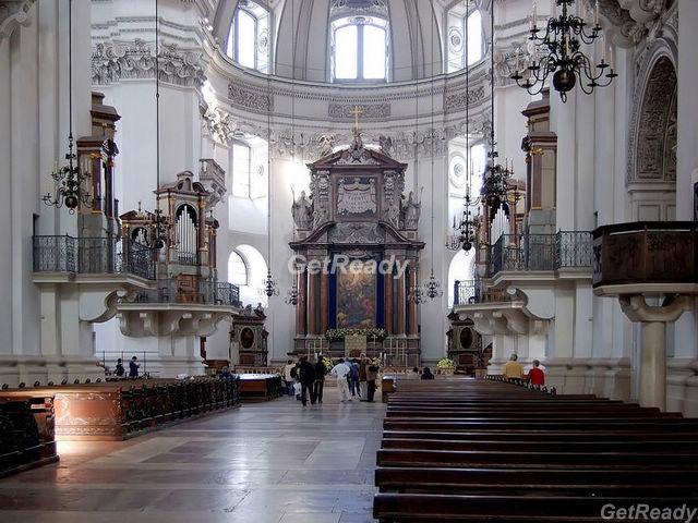 大教堂 薩爾斯堡