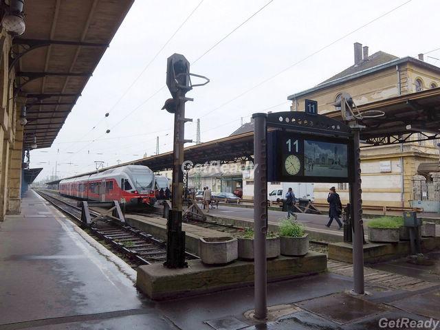 布達佩斯火車站