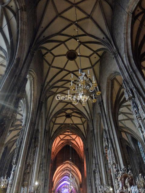 聖史蒂芬大教堂.維也納
