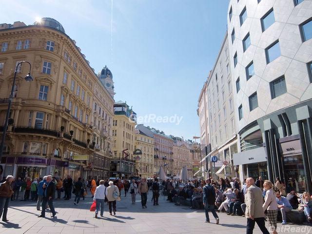 維也納購物.克爾特納大街