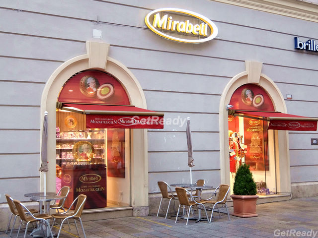 Mozart Chocolate Ball