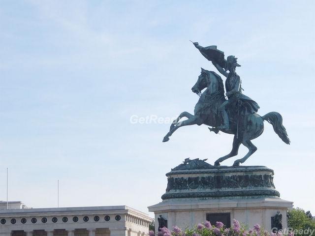 英雄廣場 維也納