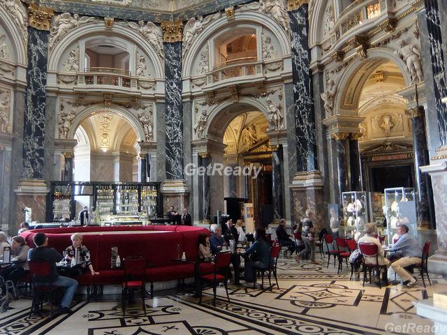 維也納藝術史博物館咖啡廳