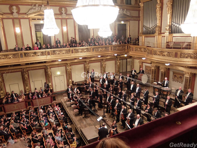 維也納金色大廳訂票