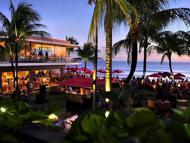 Ku De Ta 峇里島餐廳