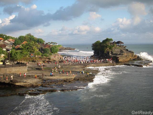 海神廟 峇里島