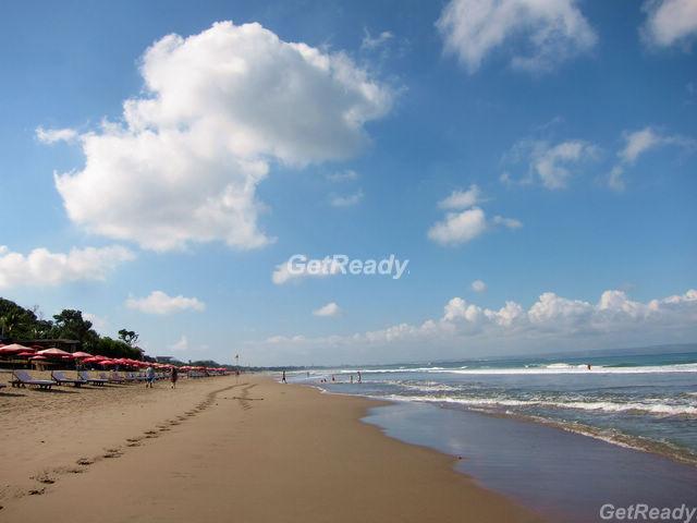 Kuta 庫塔沙灘