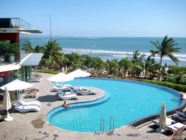 Sheraton Bali Kuta Resort 峇里度假酒店