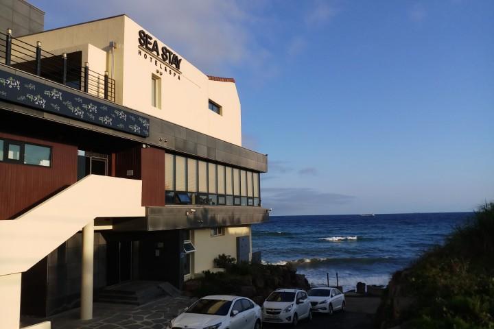 Sea Stay Hotel 濟州酒店