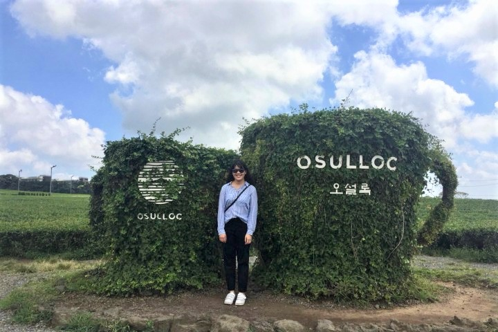 osulloc 濟州