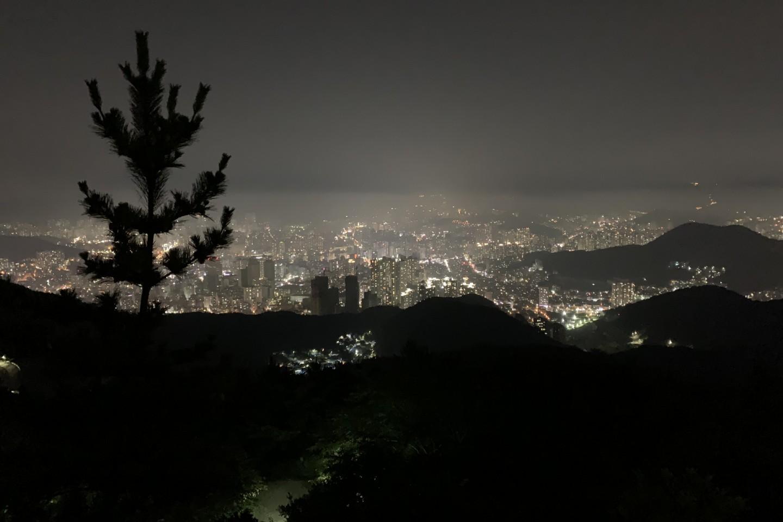 荒嶺山 釜山