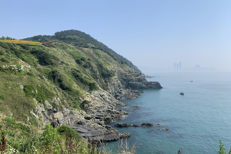 東釜山半日遊.釜山行程