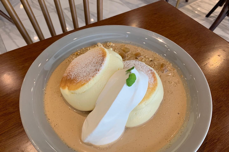 paulin pancake 明洞