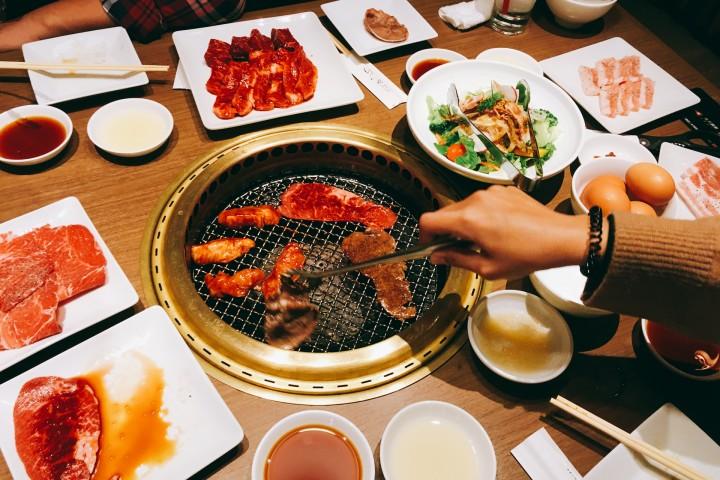 國產牛燒肉放題大阪分店