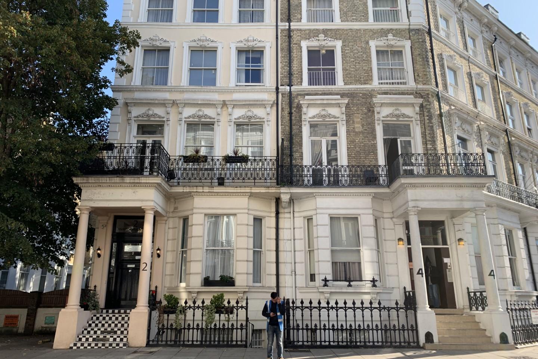 Cromwell Serviced Apartment 倫敦住宿
