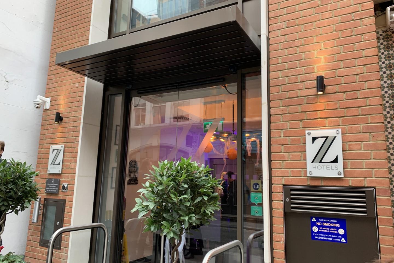 the z hotel 倫敦