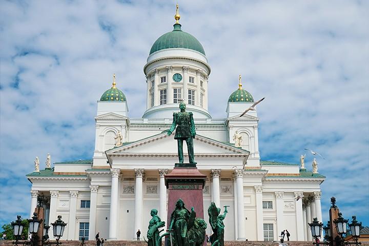 赫爾辛基自由行