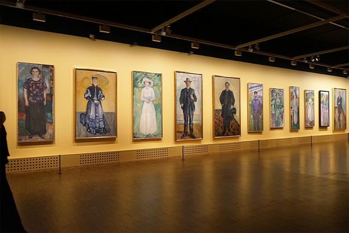 Edvard Munch博物館