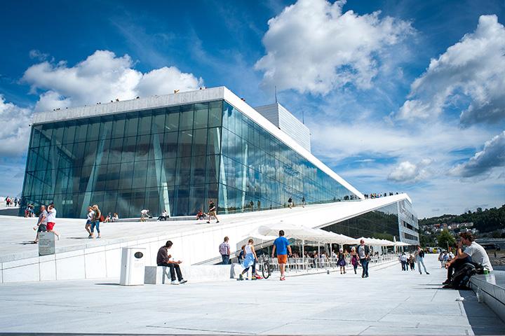 奧斯陸歌劇院 Oslo Opera House