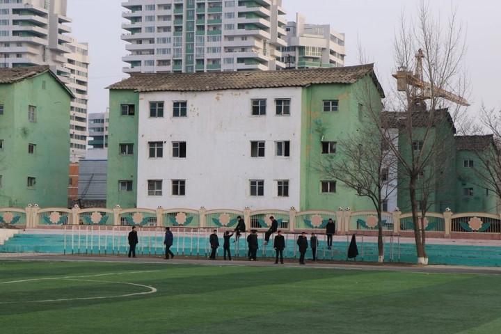 北韓旅行團