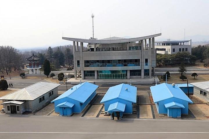 南北韓交界觀光 板門店