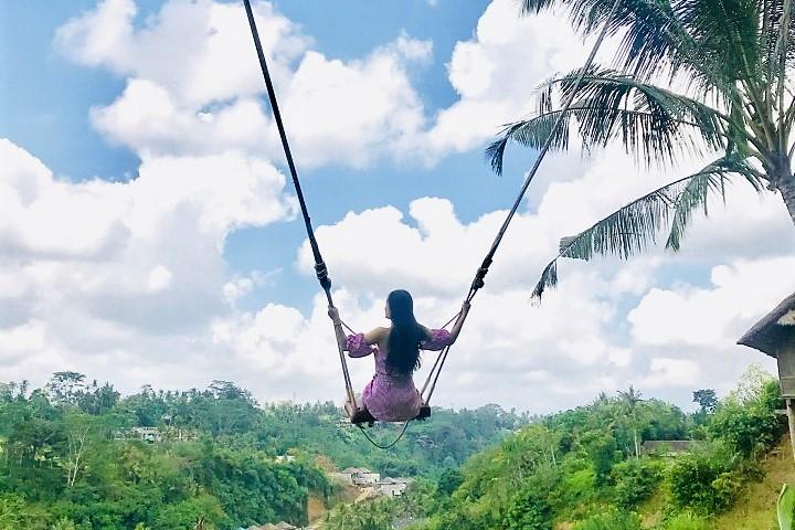 Bali Swing 行程