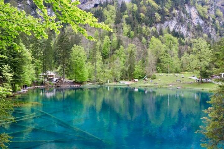藍湖 瑞士