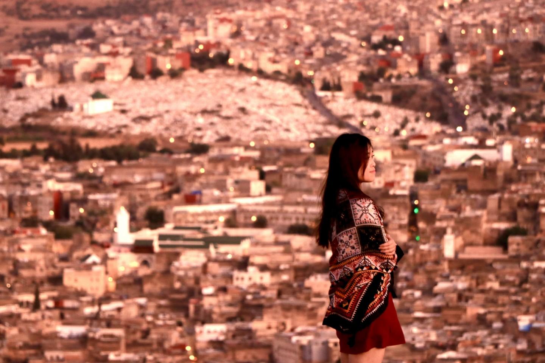 摩洛哥黃城菲斯