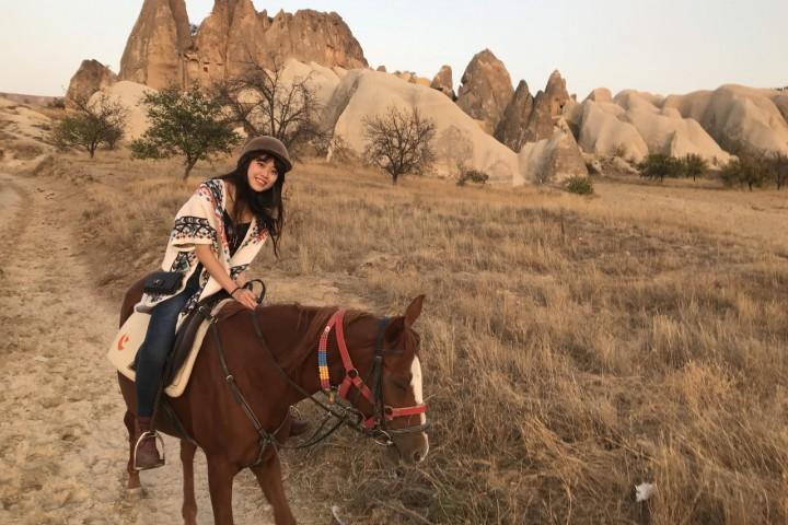 土耳其騎馬