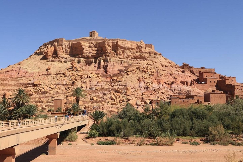 撒哈拉沙漠團 摩洛哥