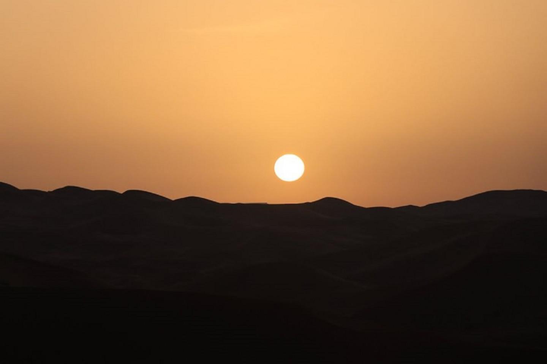 撒哈拉沙漠 遊記
