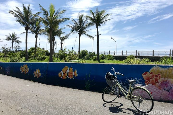 花蓮自由行單車篇.北濱公園、太平洋公園、美侖濱海公園