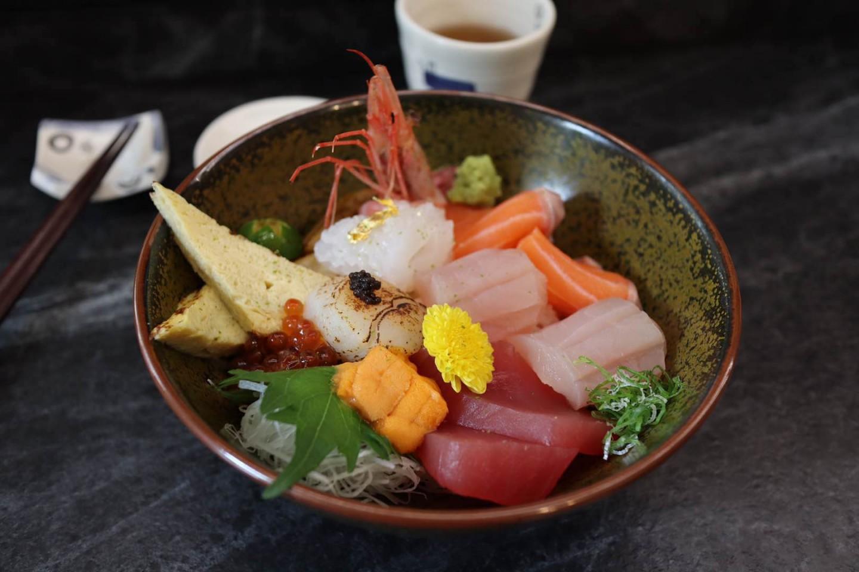回未了日式丼飯