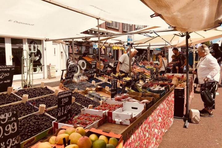 艾伯特市場 阿姆斯特丹 荷蘭