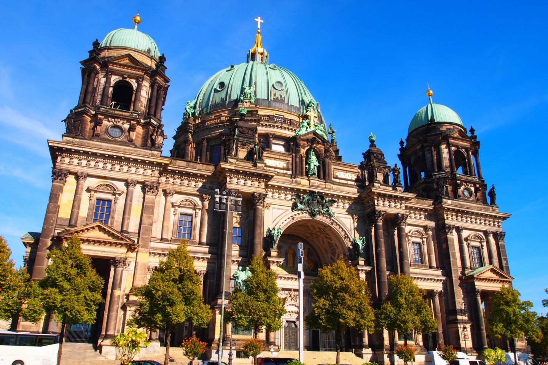 柏林必去地方