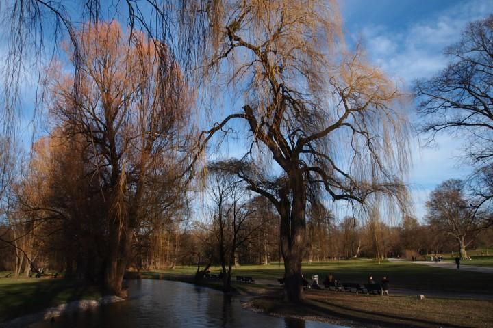 英國公園 德國慕尼黑