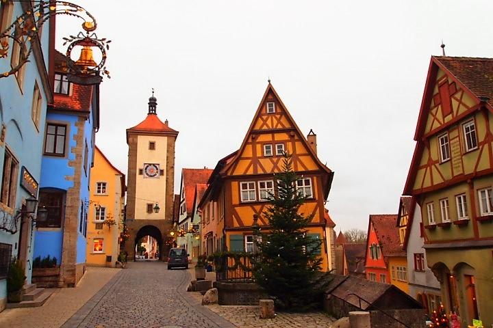 羅滕堡一日遊
