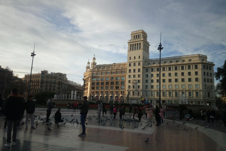 加泰隆尼亞廣場