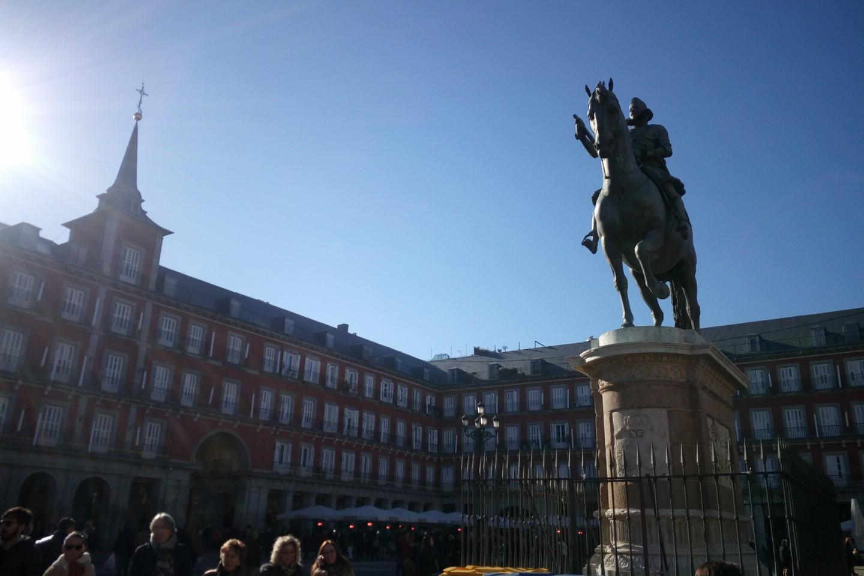 馬德里主廣場